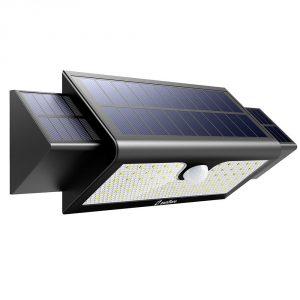 Lampada Solare con Sensore di Movimento