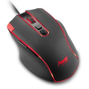 Gaming Mouse, mouse gamer con cavo USB