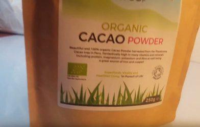 Cacao in Polvere BIO – Certificato da TheHealthyTree Company