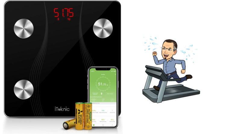 Pesa Persona Digitale Bluetooth Diagnostica Smart